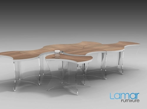 Flow Modular Coffee Table – Design Milk With Regard To Modular Coffee Tables (Photo 2 of 40)