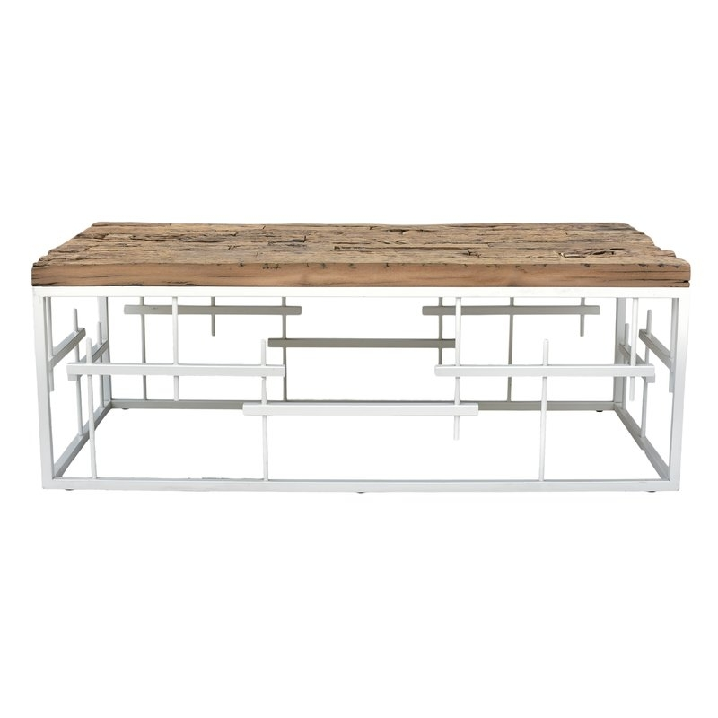 Foundry Select Anson Coffee Table | Wayfair Regarding Anson Cocktail Tables (View 7 of 40)