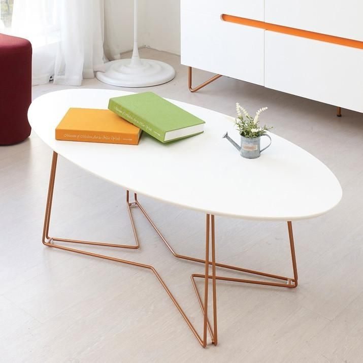 Funk Commercial Grade Oval Coffee Table | Living | Pinterest | Oval Regarding Brisbane Oval Coffee Tables (Image 17 of 40)