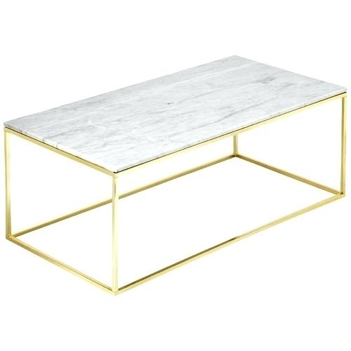 Furniture White Marble Coffee Table Reviews Temple Regarding Designs For Intertwine Triangle Marble Coffee Tables (Photo 31 of 40)