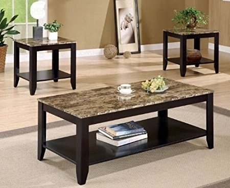 Glamorous Impressive Coffee Tables Decor Stone Top Coffee Table Regarding Stone Top Coffee Tables (Image 13 of 40)