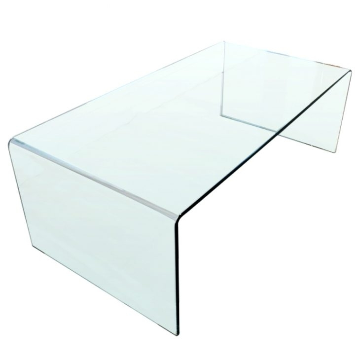 Glass Waterfall Coffee Table Design Ideas – Waterfall Coffee Table Pertaining To Square Waterfall Coffee Tables (View 23 of 40)