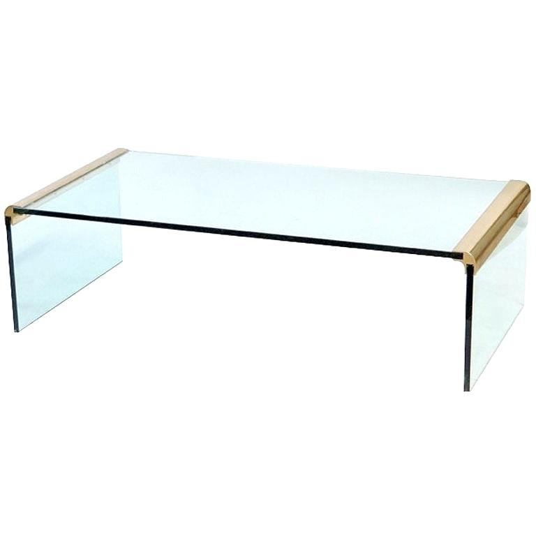 40 Best Collection Of Waterfall Coffee Tables