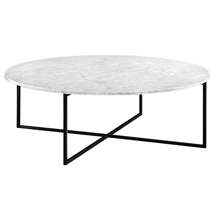 Globewest With Jackson Marble Side Tables (Image 16 of 40)