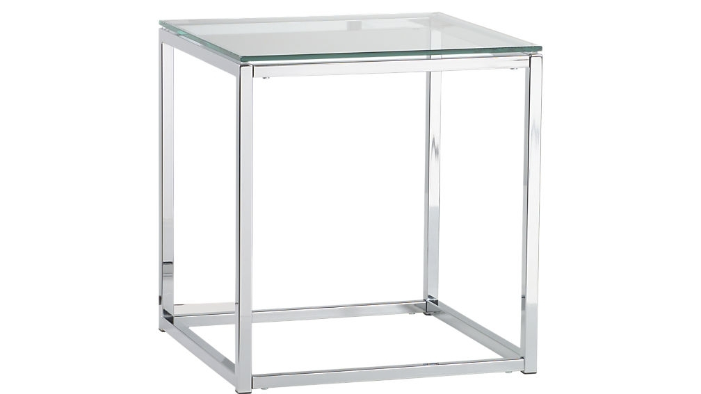 Great Chrome And Glass Coffee Table With Smart Chrome And Glass Side In Smart Glass Top Coffee Tables (View 7 of 40)