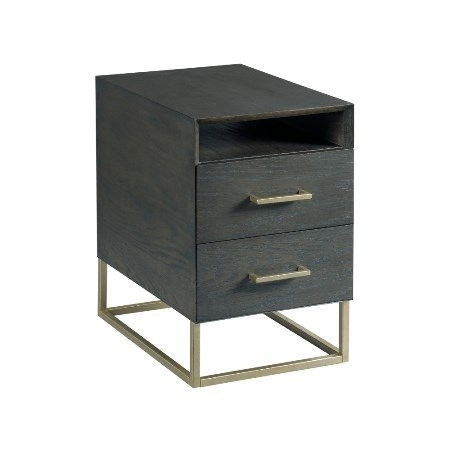 Hammary Home Furnishings Pertaining To Natural 2 Drawer Shutter Coffee Tables (Image 25 of 40)