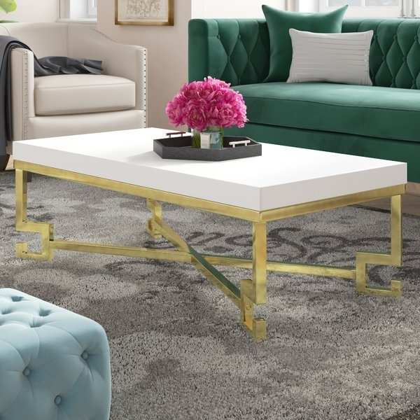 Harrison Coffee Table | Wayfair In Autumn Cocktail Tables With Casters (Image 16 of 40)