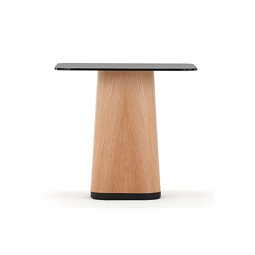 Hat6S Haven Side Table 600H X 600Mm Square – Dbi Furniture Solutions With Regard To Haven Coffee Tables (Image 10 of 40)