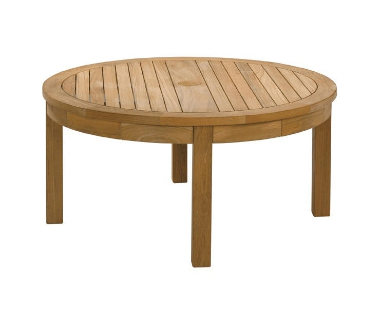 Haven | Conversation Table 100 Round – Coffee Tables From Barlow Within Haven Coffee Tables (Image 11 of 40)