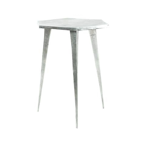 Hex Side Table – Jwaydesinz For Geo Faceted Coffee Tables (Photo 27 of 31)