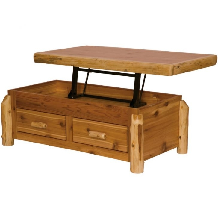 Home Decor Log Coffee Table – Log Cabin Coffee Tables, Sliced Log Within Sliced Trunk Coffee Tables (View 35 of 40)