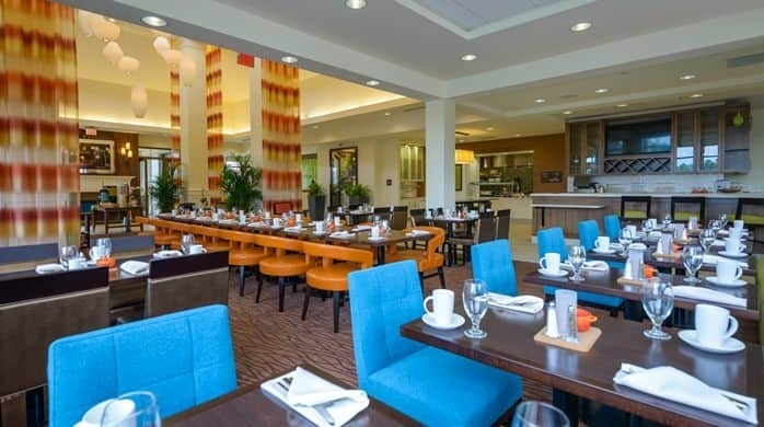 Hotels In Exton – Hilton Garden Inn Exton/west Chester, Pa – Area Dining With Exton Cocktail Tables (View 25 of 40)