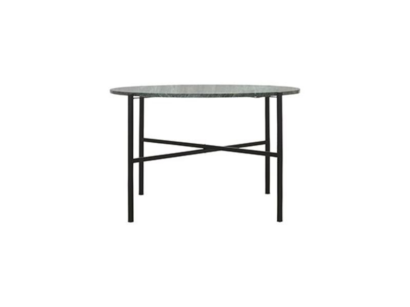 House Doctor The Green Coffee Table Iron Marble – Living And Co. With Regard To Iron Marble Coffee Tables (Photo 36 of 40)