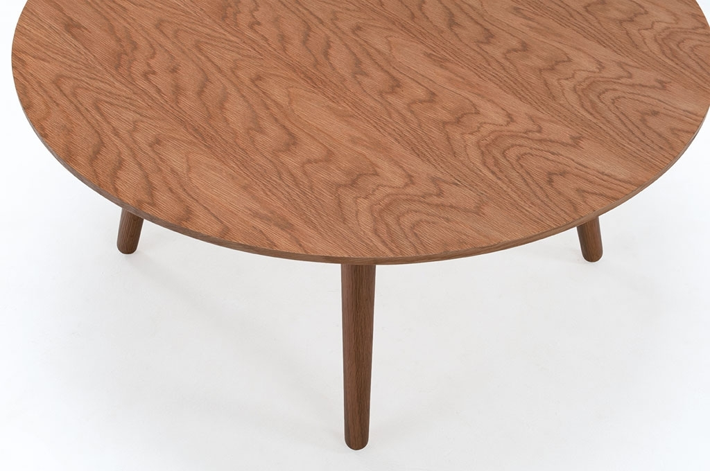 Hugo, Coffee Table, Smoked Oak Throughout Smoked Oak Coffee Tables (Image 15 of 40)