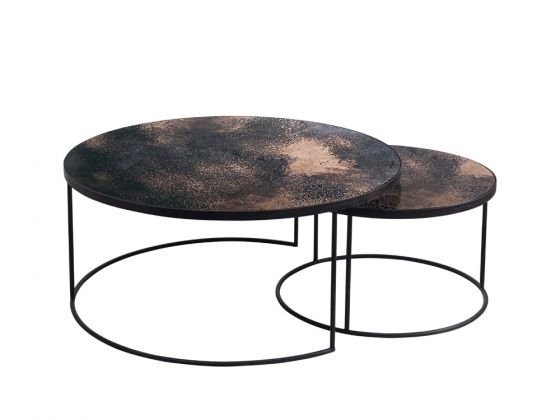 Indigo Living – Furniture And Decor Online Round Nesting Coffee For Set Of Nesting Coffee Tables (Photo 8 of 40)