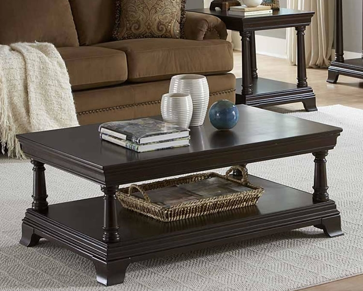 Inspiring Traditional Coffee Table Coffee Table Interesting Pertaining To Traditional Coffee Tables (View 13 of 40)