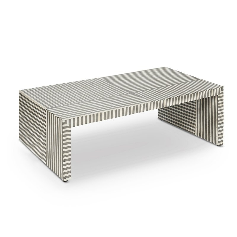 Interlude Felicity Coffee Table | Wayfair For Felicity Cocktail Tables (Image 24 of 40)