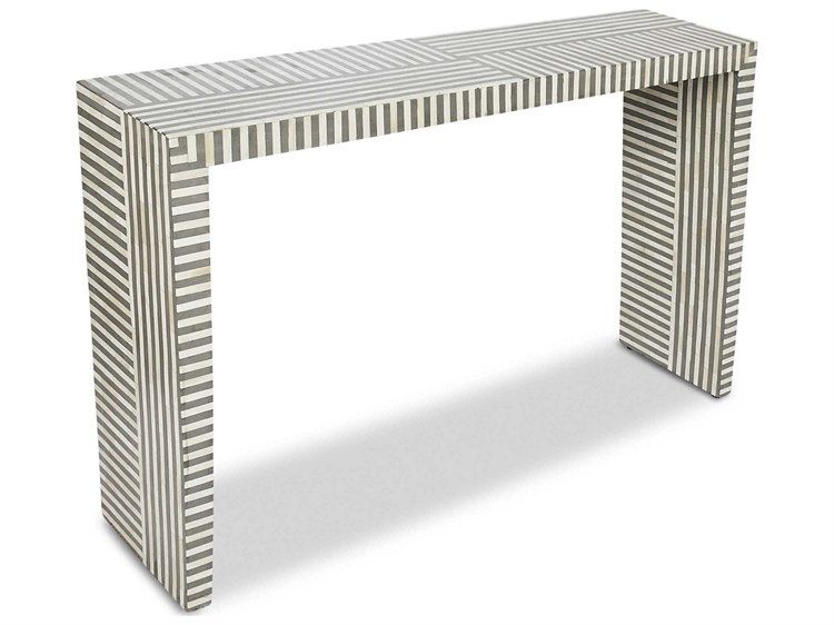 Interlude Home Felicity Natural / Grey 49'' X 12'' Rectangular Regarding Felicity Cocktail Tables (Image 29 of 40)