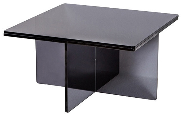 Interlude Home Jaxon Square Cocktail Table – Contemporary – Coffee For Jaxon Cocktail Tables (Image 12 of 40)
