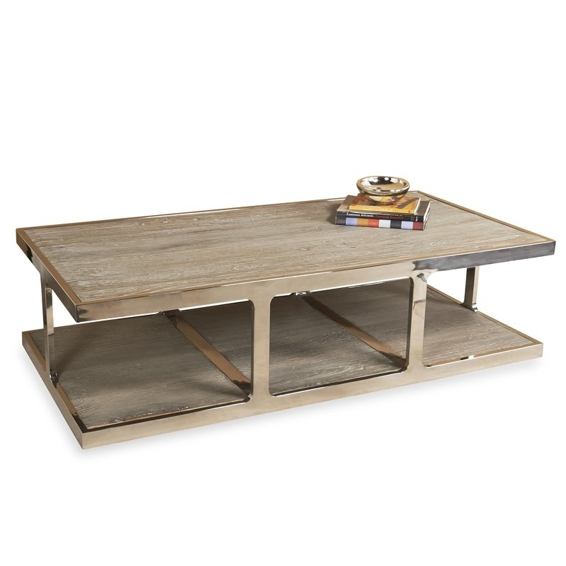 Interlude Mill Coffee Table | Wayfair Within Mill Coffee Tables (View 13 of 40)
