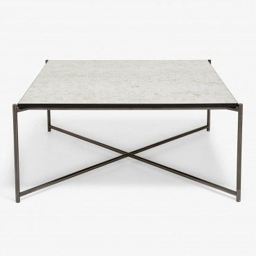 Irving Place Mirror & Gunmetal Coffee Table | Apartment | Pinterest Throughout Gunmetal Coffee Tables (View 10 of 40)