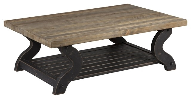 Jefferson Reclaimed Pine Coffee Tablekosas Home – Coffee Tables Regarding Reclaimed Pine & Iron Coffee Tables (View 31 of 40)