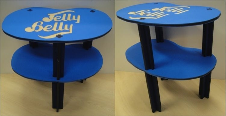 Jelly Bean Chair | Grade 9 – Flat Pack Furniture | Pinterest Regarding Jelly Bean Coffee Tables (View 14 of 40)