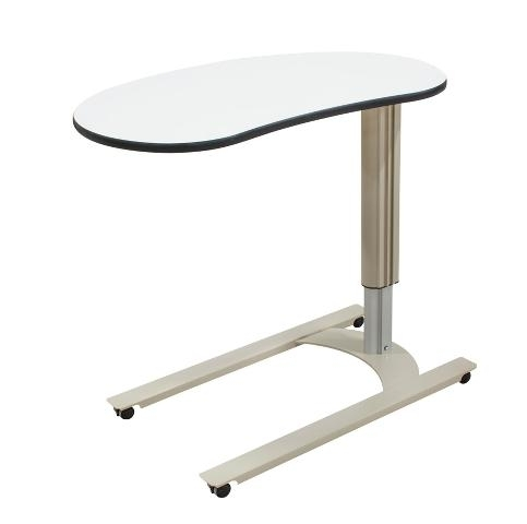 Jellybean Shape Overbed Table | Medline Capital Intended For Jelly Bean Coffee Tables (View 22 of 40)