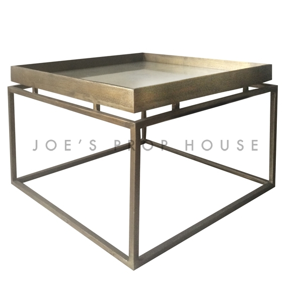 Joe's Prop House For Aged Iron Cube Tables (Photo 30 of 40)