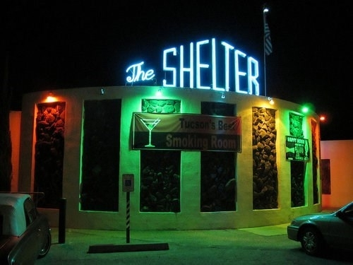 Join The Happy Hour At The Shelter Cocktail Lounge In Tucson, Az 85712 Pertaining To Shelter Cocktail Tables (Image 16 of 40)
