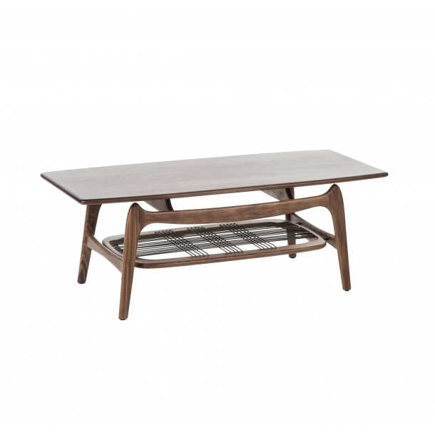 Joni Coffee Table – American Walnut (Ct9348 Sw009 Walnut)Aeon Throughout Joni Brass And Wood Coffee Tables (Image 29 of 40)