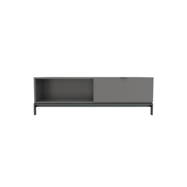 Josie Coffee Table Gunmetal Grey (Only $420, Save 30%): Amaze Furniture For Gunmetal Coffee Tables (Photo 24 of 40)