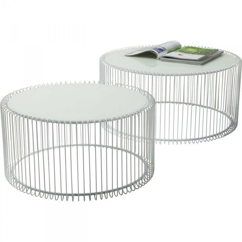 Kare Design Wire Coffee Tables & Reviews | Wayfair.co (Image 23 of 40)