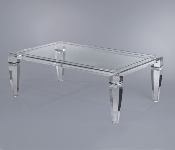 King George Coffee Table – Plexi Craft Signature Collection With Axis Cocktail Tables (View 35 of 40)