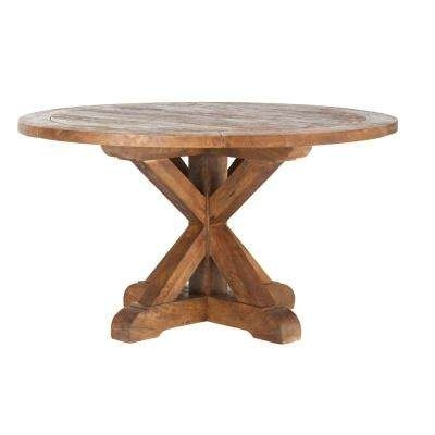 Kitchen & Dining Tables – Kitchen & Dining Room Furniture – The Home Throughout 33 Inch Industrial Round Tables (Image 28 of 40)