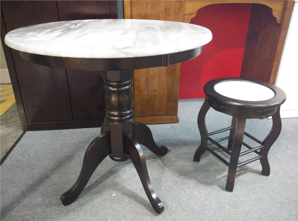 Kopitiam Classic Antique Marble Coff (End 7/10/2021 2:46 Pm) With Regard To Suspend Ii Marble And Wood Coffee Tables (View 26 of 40)