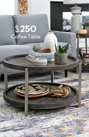Labor Day Doorbusters – Living Spaces Email Archive Intended For Swell Round Coffee Tables (Image 13 of 40)