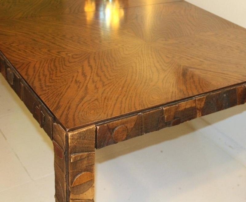 Lane Furniture Coffee Table Pertaining To Vintage Wood Coffee Tables (Image 13 of 40)