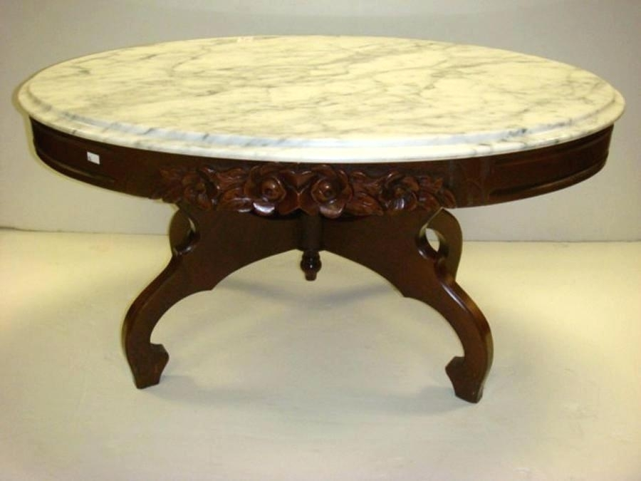 Large Round Marble Coffee Table Large Square Coffee Tables Wood In Smart Large Round Marble Top Coffee Tables (Photo 25 of 40)