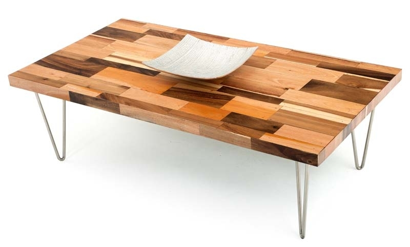 Latest Modern Rustic Wood Furniture Modern Meeting Rustic Coffee Inside Modern Rustic Coffee Tables (View 9 of 40)