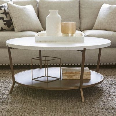 Laurel Foundry Modern Farmhouse Payton Coffee Table | Products For Foundry Cocktail Tables (Image 29 of 40)