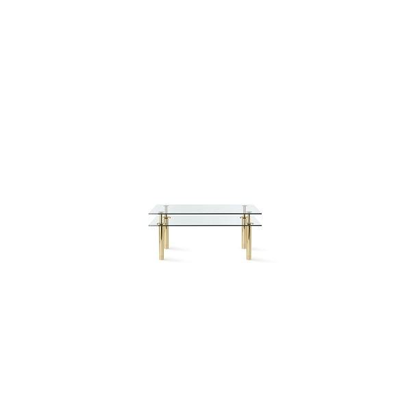 Legs – Rectangular Coffee Table | Ghidini 1961 For Rectangular Coffee Tables With Brass Legs (View 16 of 40)