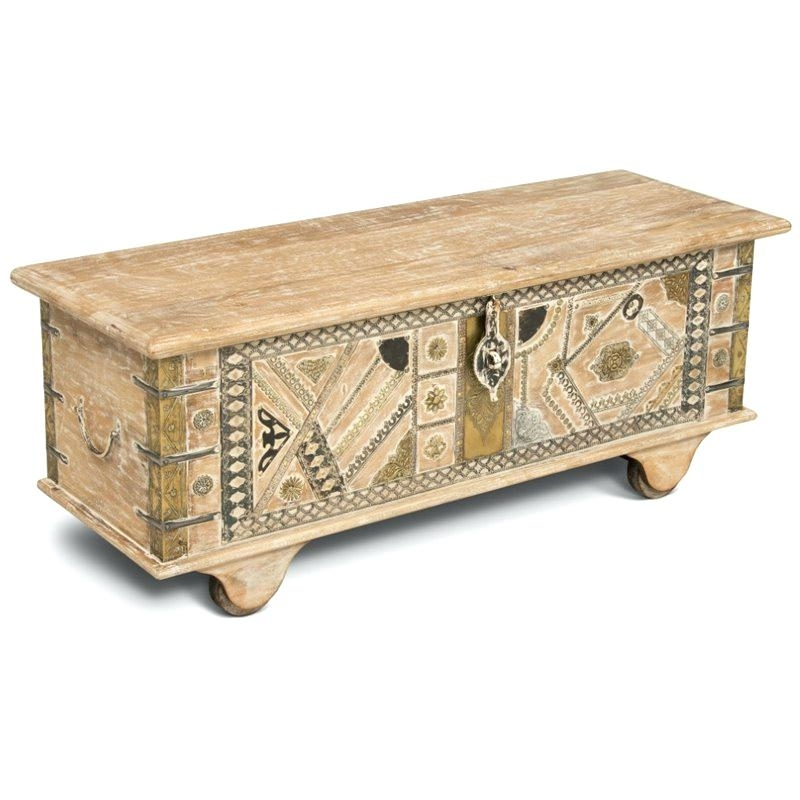 Lime Wash Coffee Table Coffee Table Cushioned Coffee Table Lime Wash For Limewash Coffee Tables (Image 21 of 40)