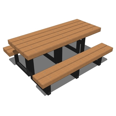 Litchfield Earthcare Mountaineer Table 3D Model – Formfonts 3D Intended For Mountainier Cocktail Tables (View 24 of 40)