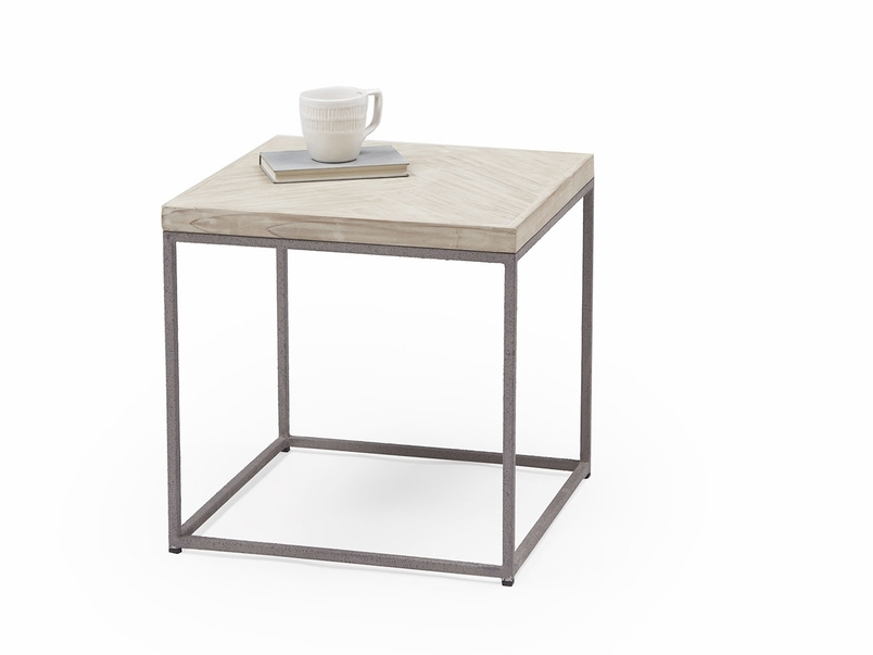 Little Parker Side Table | Parquet Side Table | Loaf With Parquet Coffee Tables (Image 14 of 40)