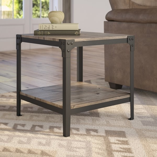Long Wood Table | Wayfair For Candice Ii Storage Cocktail Tables (View 40 of 40)