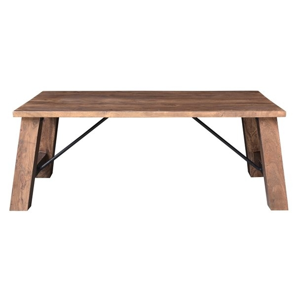 Loon Peak Mill Valley Coffee Table | Wayfair Intended For Mill Coffee Tables (View 5 of 40)