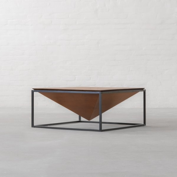 Louvre Coffee Table Pertaining To Inverted Triangle Coffee Tables (View 31 of 40)