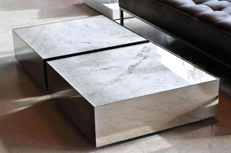 Lovely Marble Coffee Tables With Best Ideas On Top White Table Round For Intertwine Triangle Marble Coffee Tables (Photo 23 of 40)