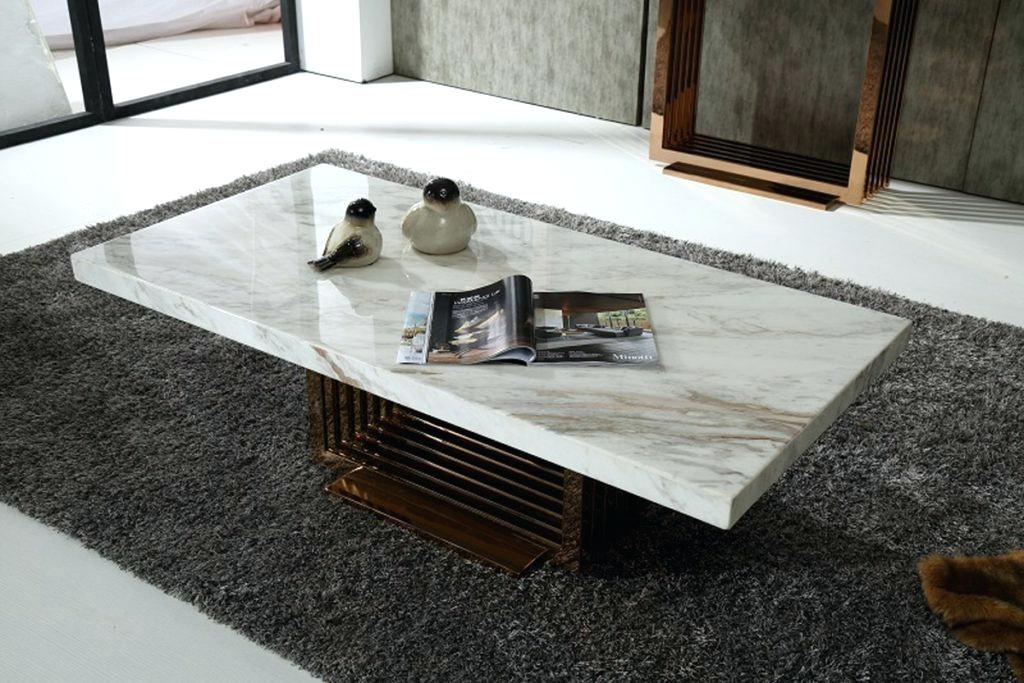 Lovely Marble Coffee Tables With Best Ideas On Top White Table Round For Intertwine Triangle Marble Coffee Tables (Photo 18 of 40)